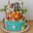 Moana_Cake